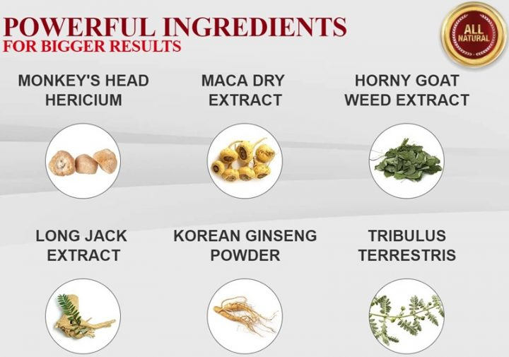 ingredients for most powerful results, inside bottle